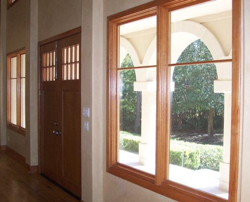 foyer - before